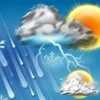 image 13970519296654 پیشبینی رگبار باران، کاهش دما و وزش باد شدید طی امروز و فردا   آلودگی هوا و هواشناسی   محیط زیست سلامت