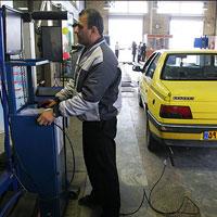 45درصد خودروهای صفر کیلومتر در معاینه فنی رد شدند