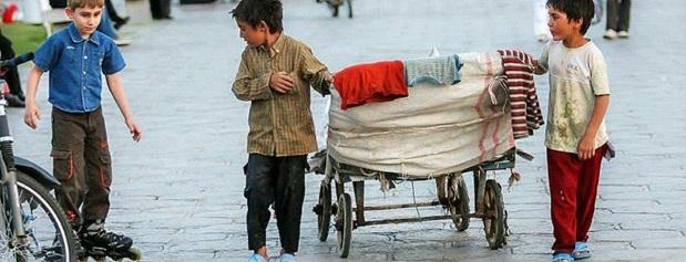 تراژدی دستان کوچک و سطلهای بزرگ/سوءاستفاده جنسی از کودکان زبالهگرد