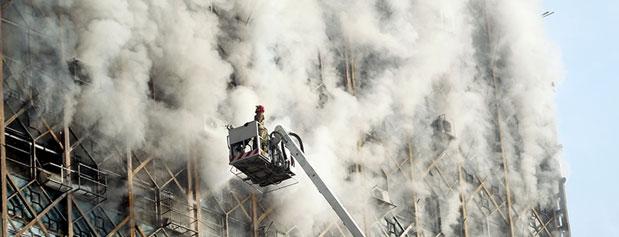 پیگیری های بی نتیجه، ۲ سال بعد از فاجعه پلاسکو/آتشنشانی برای خانوادههای شهدای پلاسکو چه کرد؟