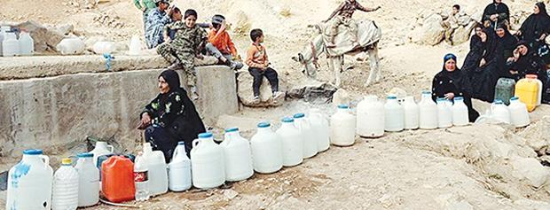 كمبود آب به «خشونتهاي قومي» دامن مي زند/فقدان مطالبه مردمی برای آب
