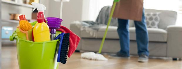 مخاطرات استفاده از شویندهها در خانه تکانی