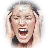 افراد عصبانی کم حافظه می شوند