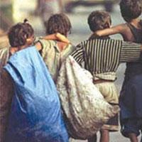 بررسی  زندگی کودکان کار و علت ابتلا به بزهکاری