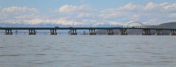 حجم آب دریاچه ارومیه از 5 میلیارد مترمکعب گذشت