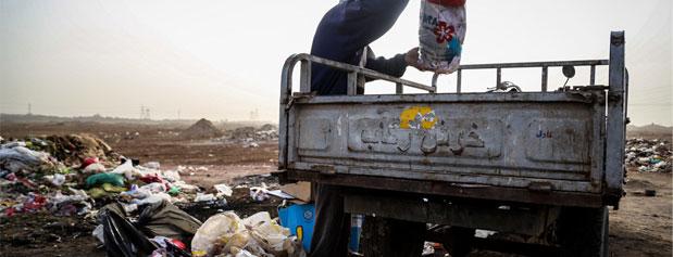 رهاسازی زبالههای عفونی بیخ گوش بهبهان