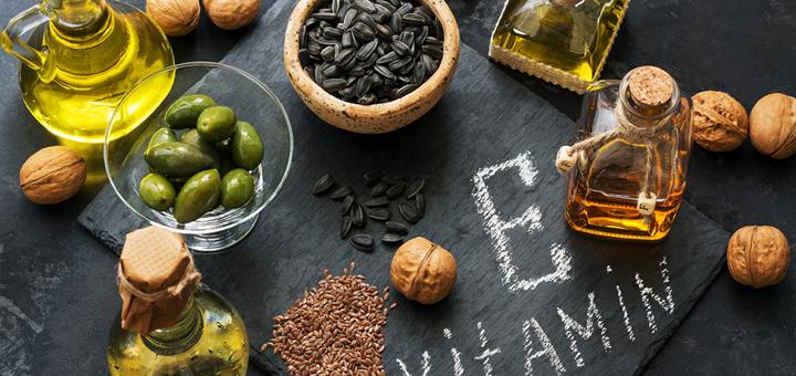 نقش ویتامین E در کاهش فشارخون بالا