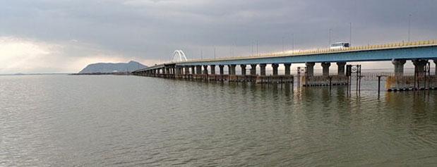 حال دریاچه ارومیه بهتر است