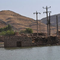 سرنوشت دو روستایی که بدون هماهنگی زیر آب رفتند!
