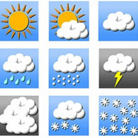 هوای نیمه شمالی کشور تا ۱۵ درجه خنک میشود/ کاهش ۱۰ درجهای دما در تهران
