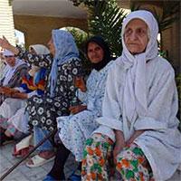 زنان سالمند بدونهمسر آسیبپذیرترین سالمنداناند