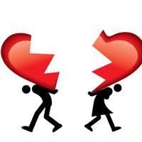 طلاق عاطفی چه زمانی رخ می دهد؟