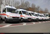 غارت 2 پایگاه اورژانس تهران و آسیب به 45 آمبولانس در حوادث اخیر