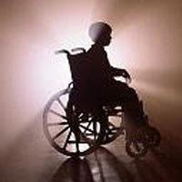 چشمهای بسته جامعه به روی معلولان