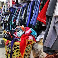 بازگشت لباسهای دست دوم به چرخه فروش