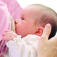 به نوزاد شیر مادر دهید حتی با کرونــا