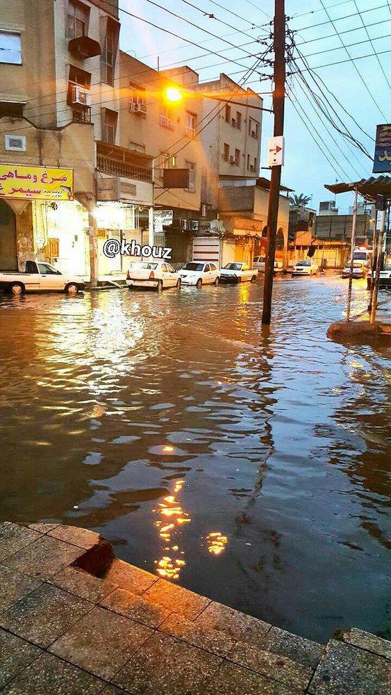 up 42f929111ed1cc731203931c70902e7e عکس/ خوزستان را آب برد!   بلایای طبیعی   محیط زیست سلامت