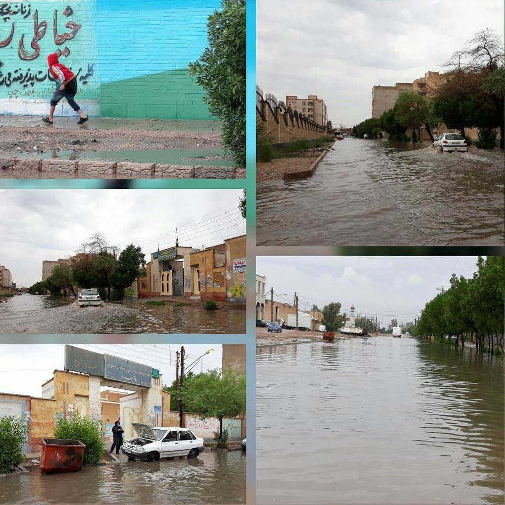 up 6db305665bafc40e36f6e8ed2700c951 عکس/ خوزستان را آب برد!   بلایای طبیعی   محیط زیست سلامت