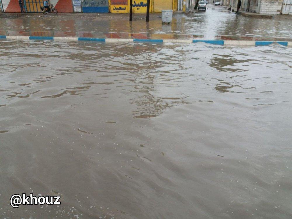 up 8b0af149d7b9b32fd3eacbb1c788e963 عکس/ خوزستان را آب برد!   بلایای طبیعی   محیط زیست سلامت
