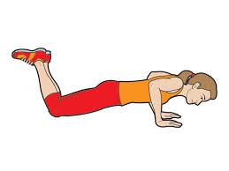 ورزش برای افتادگی سینه