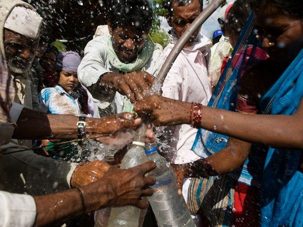 بحران آب در جهان